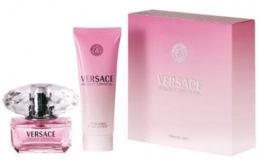 Набор для женщин Versace Bright Crystal, 150 мл