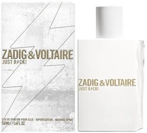 Парфюмированная вода Zadig & Voltaire Just Rock! For Her 50ml EDP
