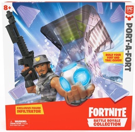 Фигурка-игрушка Epic Games Fortnite Battle Royale Collection Playset Port-A-Fort