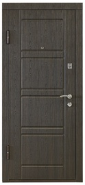SN Steel Door Optim Po-09 Wenge Left 860x2050mm