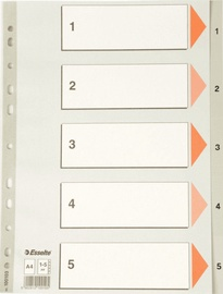 Esselte Document Divider Book 1-5