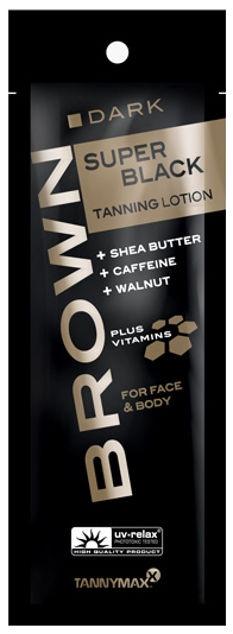 Tannymaxx Brown Superblack Tanning 15ml