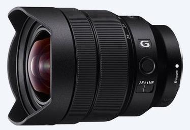 Объектив Sony 12-24mm F4 G, 565 г
