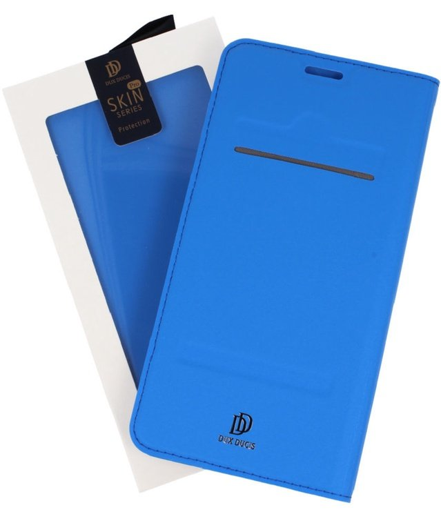 Dux Ducis Premium Magnet Case For Samsung Galaxy A7 A750 Light Blue