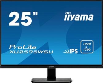"Monitors Iiyama ProLite XU2595WSU-B1, 25"", 4 ms"
