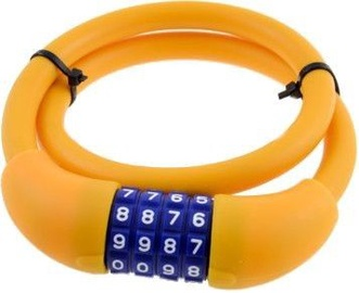 Bottari Combination Lock Sili Cipher 12x600mm Orange