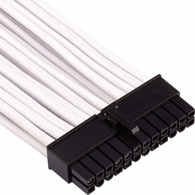 Corsair Premium Individually Sleeved PSU Cables Pro Kit Type 4 Gen 4 White (поврежденная упаковка)