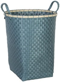 Home4you Basket Lido D40xH50cm Turquoise