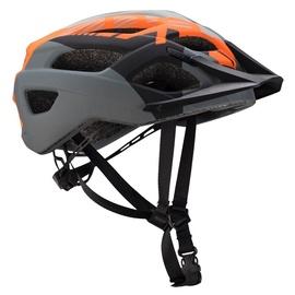 Cube Helmet Pro Black/Orange S/M