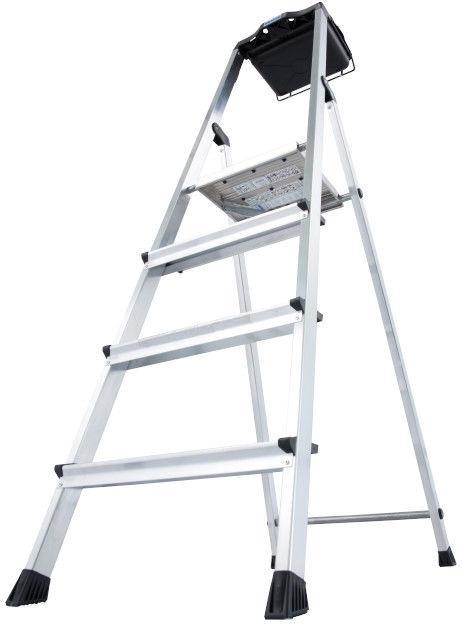 Krause Secury 4 Step Ladders 126528