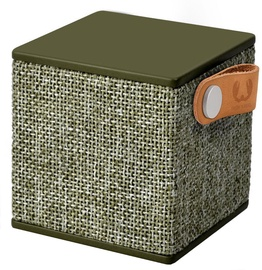 Bezvadu skaļrunis Fresh 'n Rebel Rockbox Cube Fabriq Army, 3 W