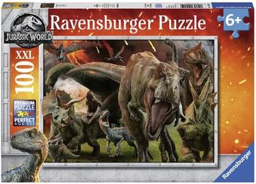 Ravensburger XXL Puzzle Jurassic World - Fallen Kingdom 100pcs