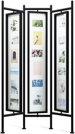 Umbra Pano Room Divider And Photo Display Black
