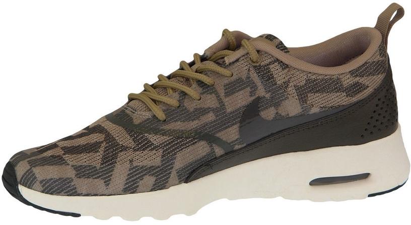 Женские кроссовки Nike Air Max, коричневый, 35.5