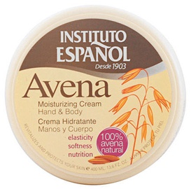 Instituto Español Oats Moisturizing Cream For Hand & Body 400ml