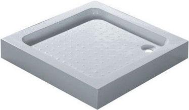 Gotland Shower Tray 90x90 White