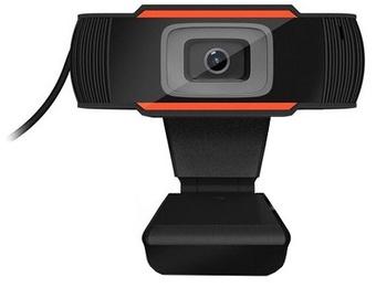 Web kamera DUXO WebCam-X10, melna