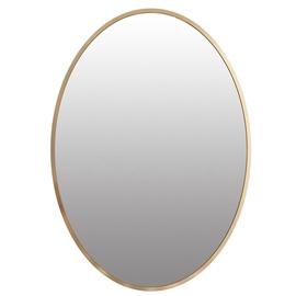 Spogulis Homede Ebele Gold, stiprināms, 150x70 cm