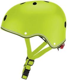 Шлем Globber Primo Lights, зеленый, XS/S, 480 - 530 мм