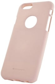 Mercury Soft Surface Matte Back Case For Samsung Galaxy S9 Plus Pink Sand