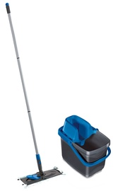Leifheit Floor Cleaning Kit Combi M Gray/Blue