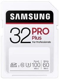 Карта памяти Samsung Pro Plus SDXC Memory Card 32GB