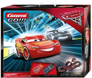Carrera GO!!! Disney Cars 3 Finish First 20062418