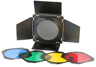 Fomei Flaps 16.5cm Honeycomb Filter + Color Filter Set BASIC