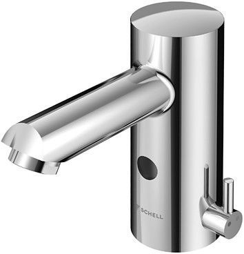 Schell Modus E Sink Dispenser 9V Chrome