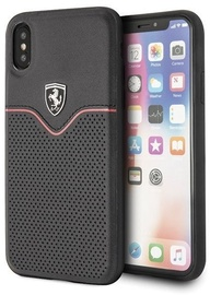 Ferrari Off Track Victory Back Case For Apple iPhone X/XS Black