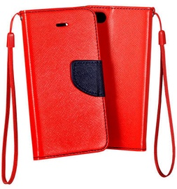 Mocco Fancy Book Case For Huawei P9 Lite 2017 Red/Blue