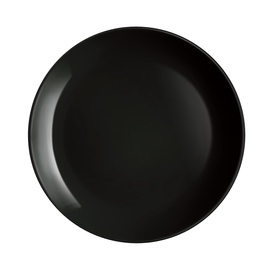 Luminarc Diwali Black Dinner Plate 25cm