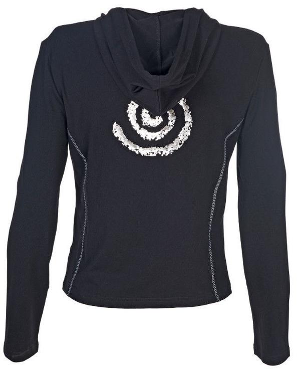Bars Womens Jacket Black 130 XL