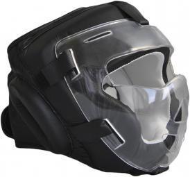 Phoenix Helmet With Protection Black L