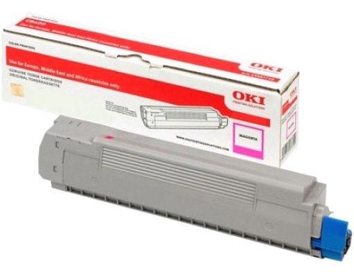 Oki Toner Cartridge For C332/MC363 Magenta