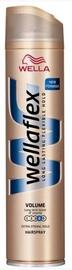 Matu laka Wella Wellaflex Volume Boost Extra Strong, 250 ml