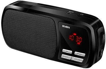 Bezvadu skaļrunis Sven PS-50 Black, 3 W