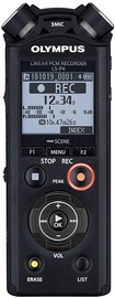 Olympus LS-P4 Digital Voice Audio Recorder Black