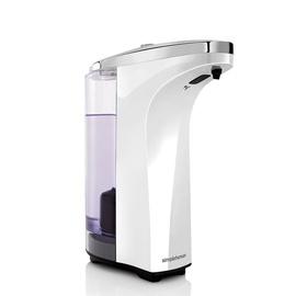 Дозатор для жидкого мыла Simplehuman, белый/серый