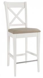 Bāra krēsls MN 8005-14-1 Ivory
