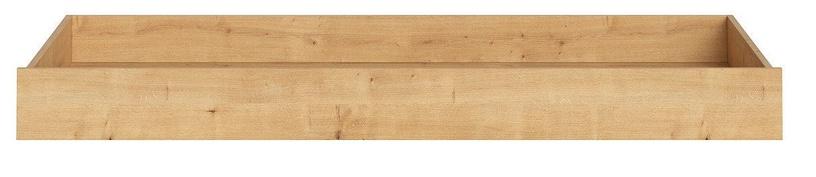 Black Red White Porto Drawer For LOZ90 Bed Burlington Oak