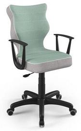 Bērnu krēsls Entelo Norm CR05, melna, 375 mm x 1010 mm