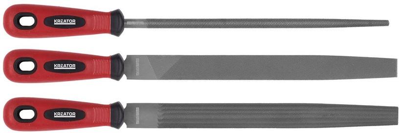Kreator KRT451000 File Set 250mm 3pcs