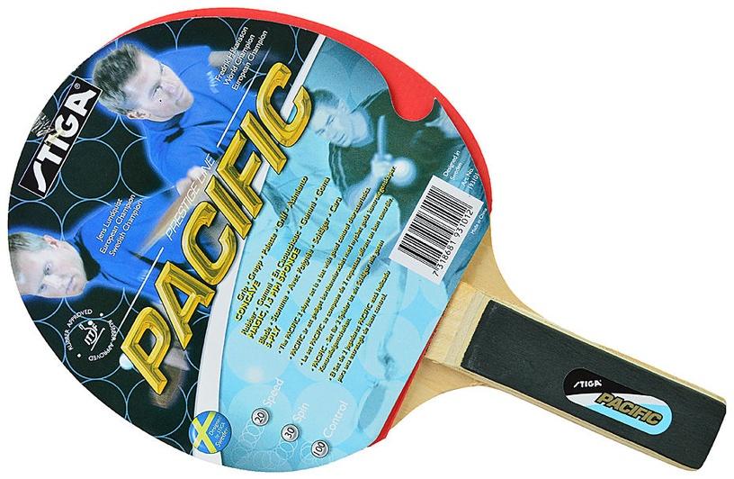 Stiga Pacific Ping Pong Racket