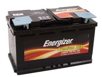 Energizer Premium AGM 12V 80Ah