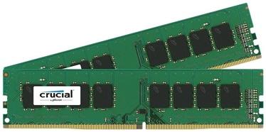 Operatīvā atmiņa (RAM) Crucial CT2K4G4DFS824A DDR4 8 GB CL17 2400 MHz