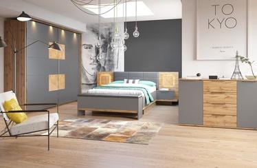 Guļamistabas mēbeļu komplekts Szynaka Meble Livorno