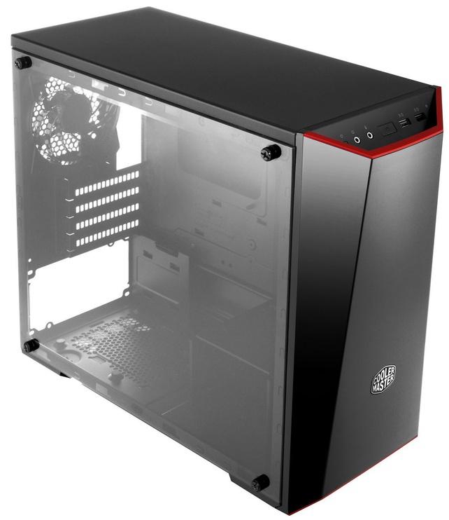 Cooler Master MasterBox Lite 3.1 Black