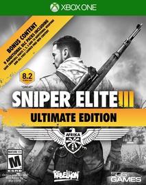Sniper Elite 3 Ultimate Edition Xbox One1