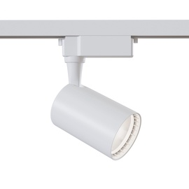 Lampa Maytoni TR003-1-12W3K-W, integrētā led spuldze, 12 W, 1 gab.